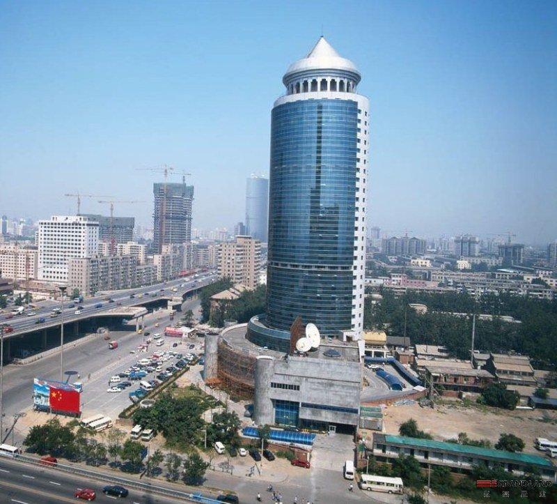 上海宝鼎大厦模特